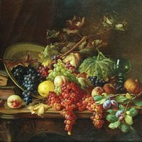 Still life - a popular genre of painting