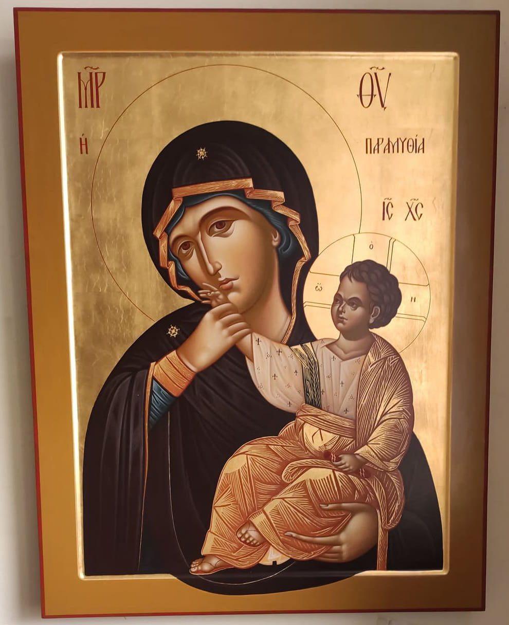 Icon Bogorodica 2