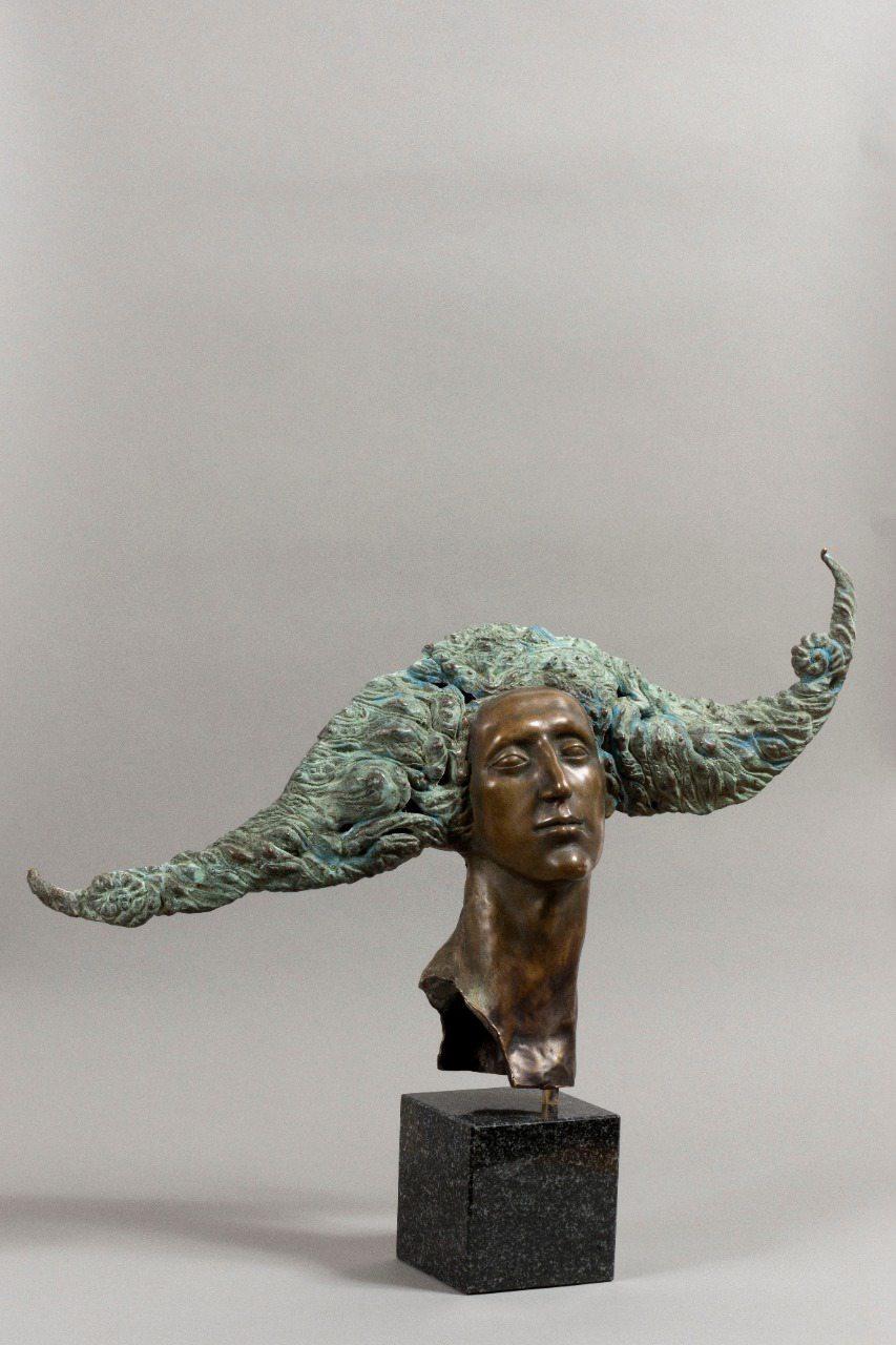 Арлекин скульптура
