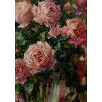 Картина маслом на холсте ❀ Розы